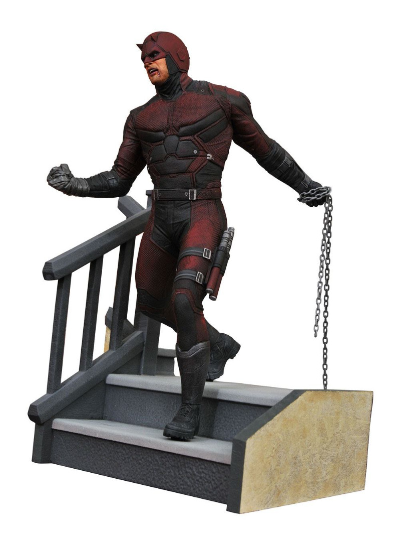 Marvel TV Premier Collection Statue Daredevil 33 cm