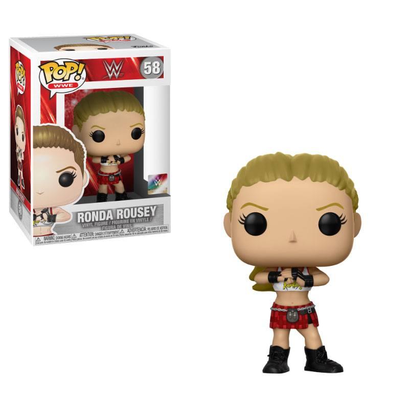 WWE POP! Vinyl Figure Ronda Rousey Vinyl Figure 10 cm