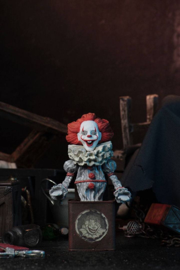Stephen King's It 2017 Accessory Pack for AFs Movie Accessory Set