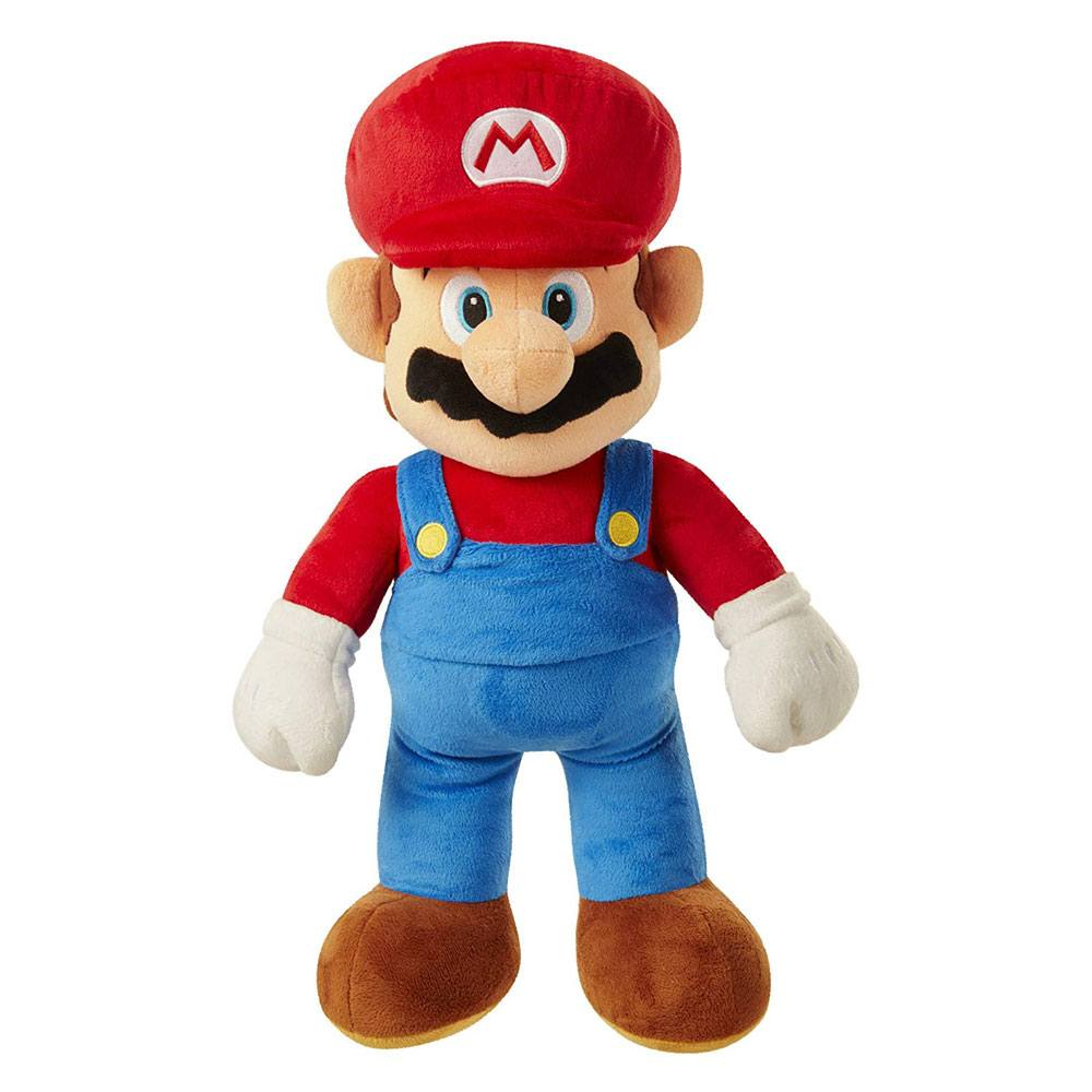 World of Nintendo Jumbo Plush Figure Super Mario 50 cm
