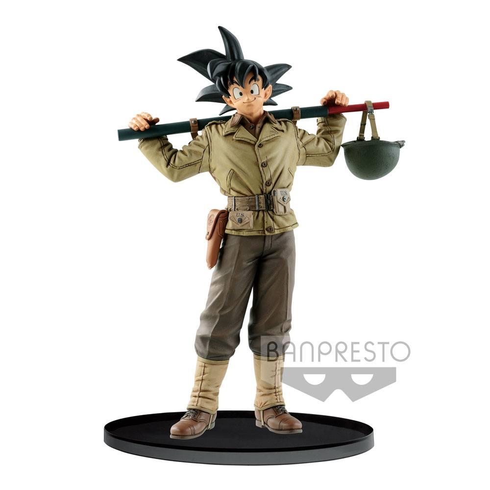 Dragonball Z BWFC PVC Statue Son Goku Normal Color Ver. 18 cm