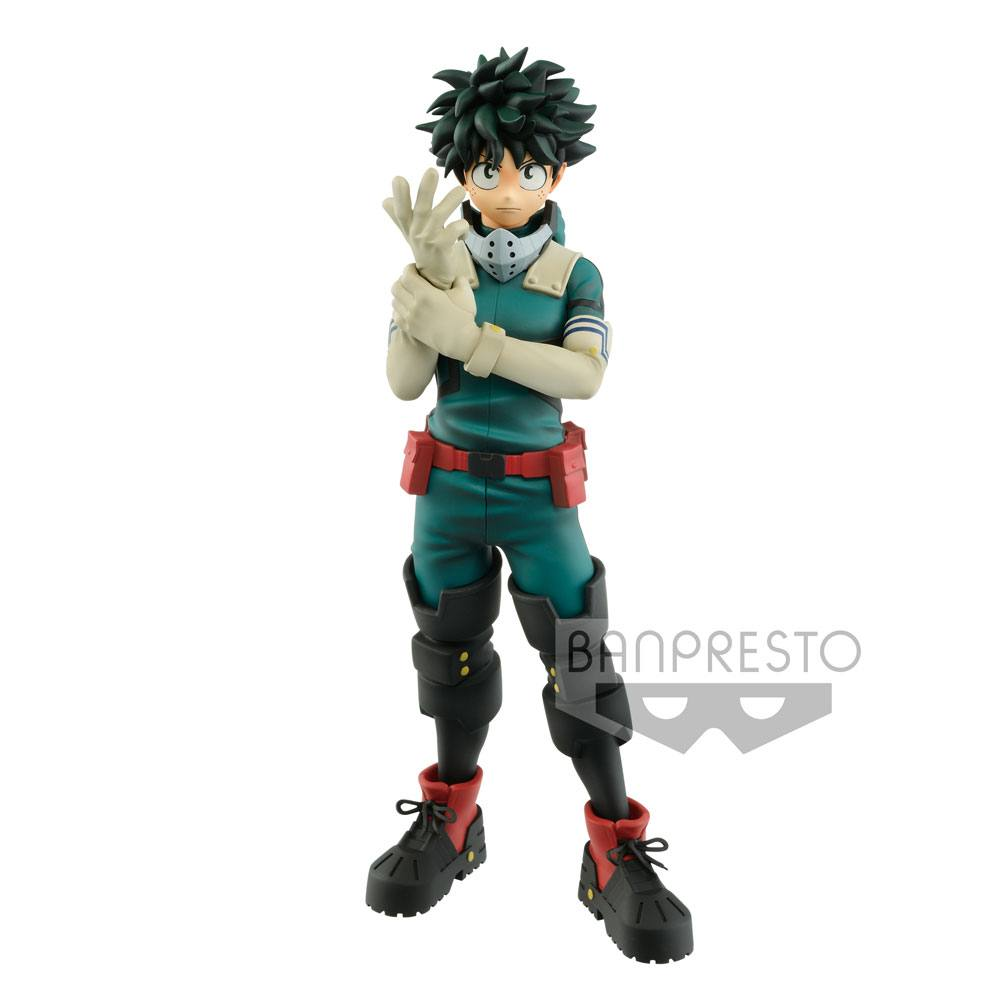 My Hero Academia Age of Heroes PVC Statue Deku 16 cm