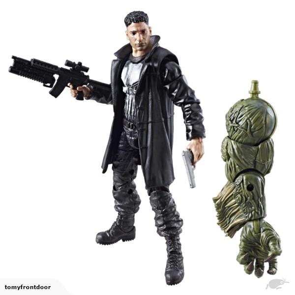 Action Figure Marvel Legends Séries Punisher 15 cm