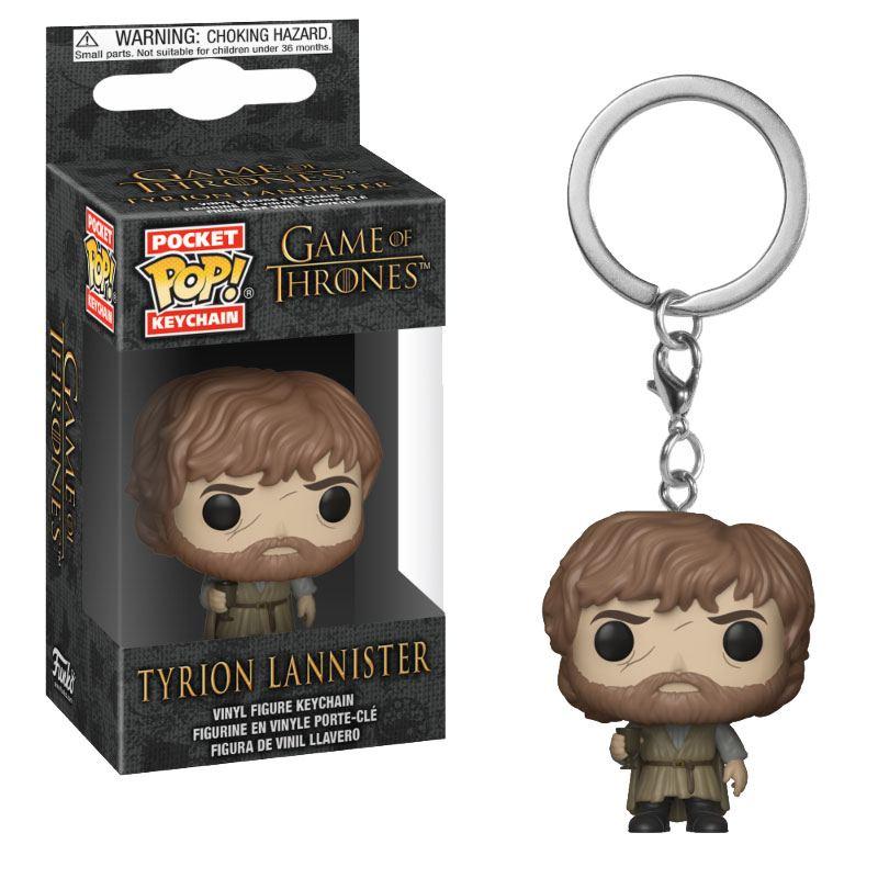 Game of Thrones Pocket POP! Vinyl Keychain Tyrion Lannister 4 cm