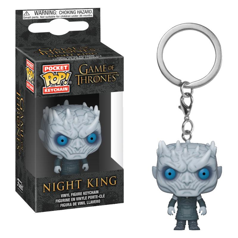 Game of Thrones Pocket POP! Vinyl Keychain Night King 4 cm