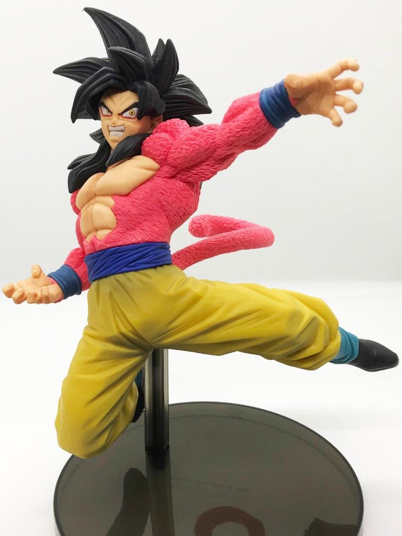 Dragonball Super Son Goku Fes Figures SSaiyan 4 Goku 21 cm
