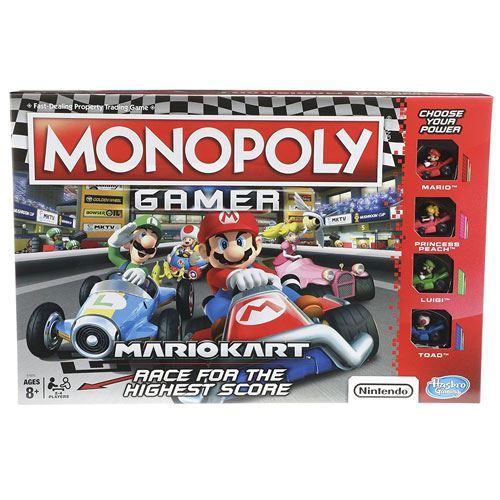 Monopolio Gamer Mario Kart (Totalmente em Português)