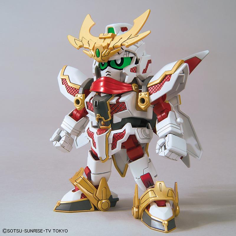 SDBD Rx-Zeromaru Gundam