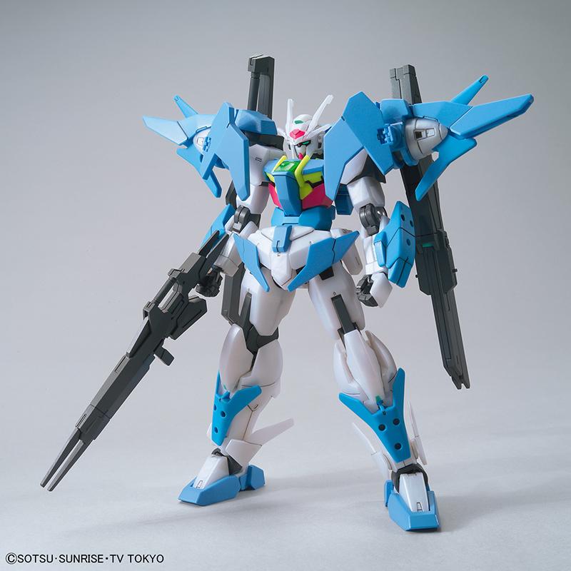 High Grade HG BD Gundam 00 Highter than Sky 1/144