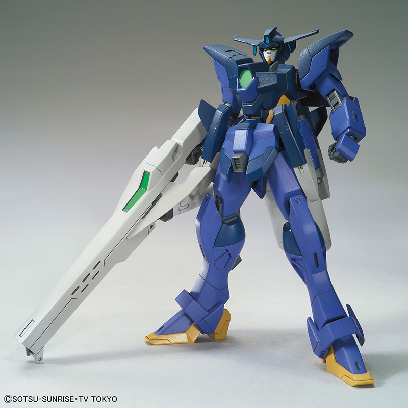 High Grade HGBD Gundam Impulse Arc 1/144