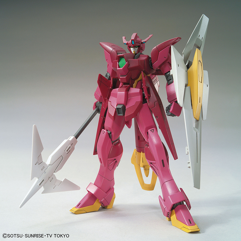High Grade HGBD Gundam Impulse Lancier 1/144