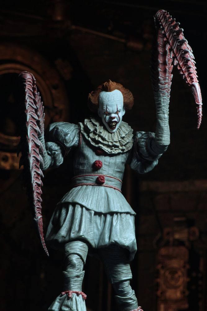 Stephen King's It 2017 AF Ultimate Pennywise (Dancing Clown) 18 cm