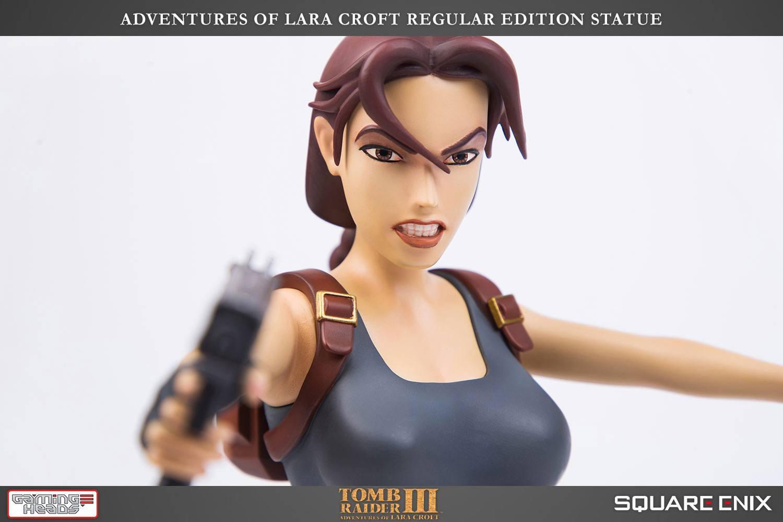 Tomb Raider III Statue 1/6 Lara Croft Regular Version 30 cm