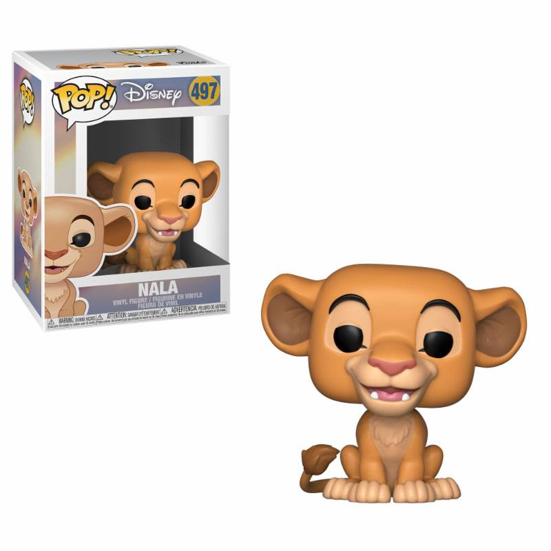 The Lion King POP! Disney Vinyl Figure Nala 10 cm