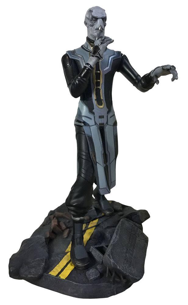 Avengers Infinity War Marvel Movie Gallery PVC Statue Ebony Maw 25 cm