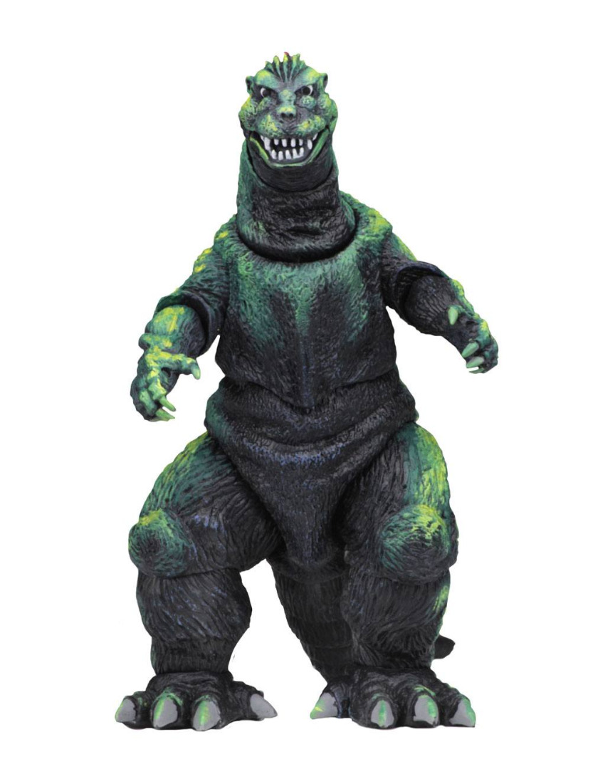 Godzilla Head to Tail Action Figure 1956 Godzilla US Movie Poster Ver 30 cm