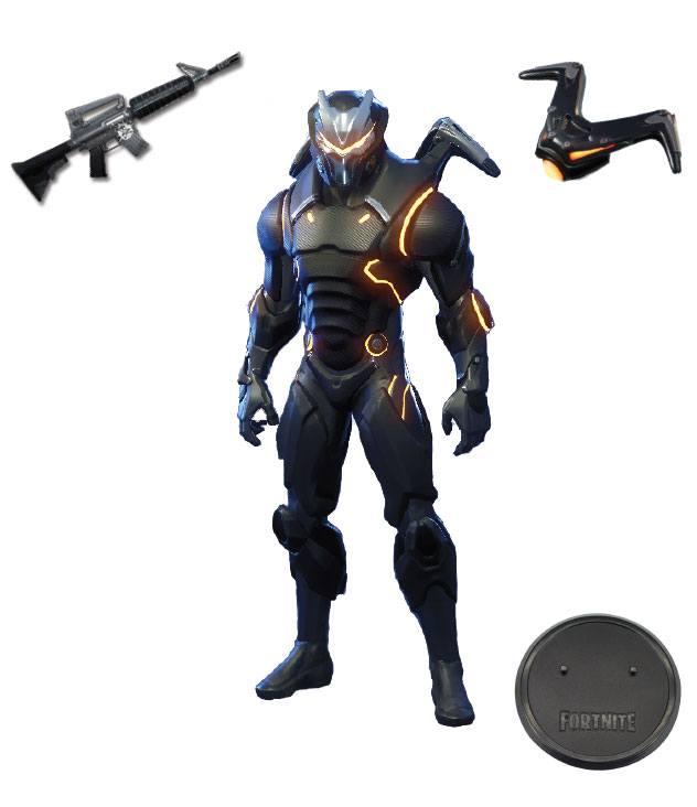 Fortnite Action Figure Omega 18 cm
