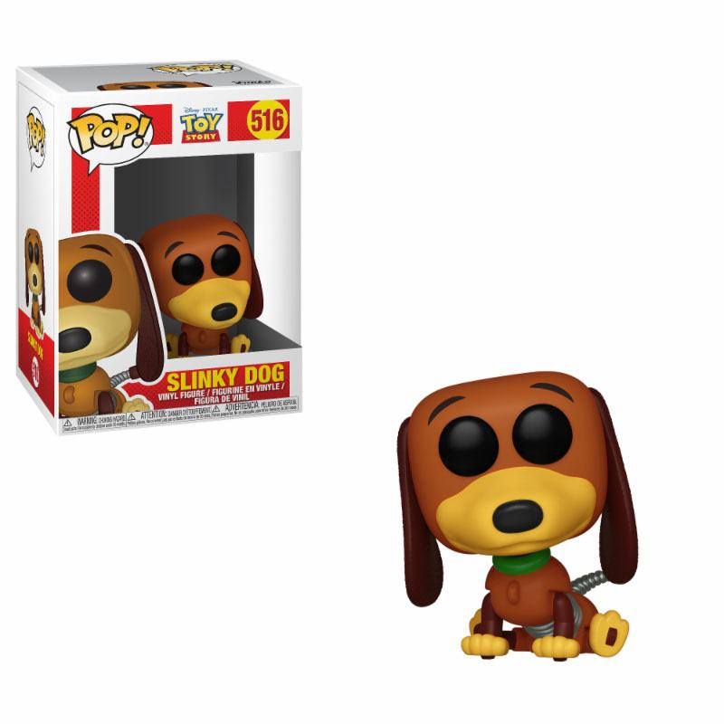 Toy Story POP! Disney Vinyl Figure Slinky Dog 10 cm
