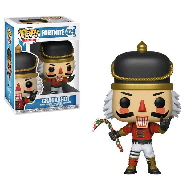 Fortnite POP! Games Vinyl Figure Crackshot 10 cm