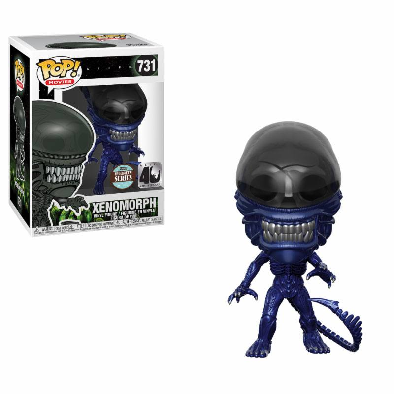 Alien POP! Movies Vinyl Figure 40th Anniversary Xenomorph 10 cm