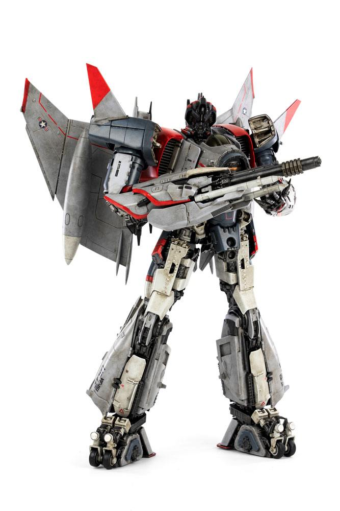 Bumblebee DLX Scale Action Figure Blitzwing 27 cm