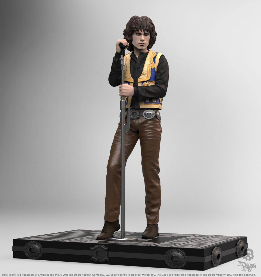 The Doors Rock Iconz Statue 1/9 Jim Morrison 21 cm