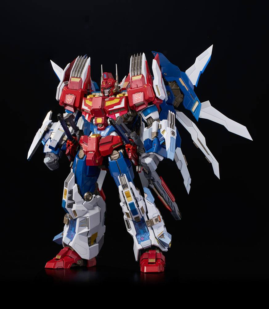 Transformers Kuro Kara Kuri Action Figure Star Saber 21 cm