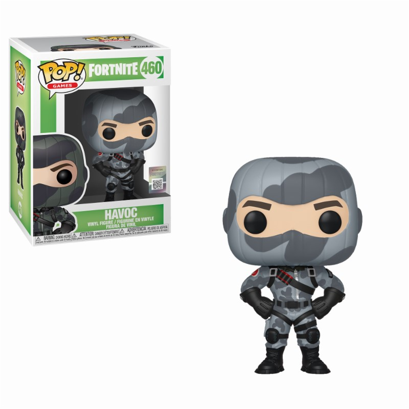 Pop! Games: Fortnite - Havoc Vinyl Figure 10 cm
