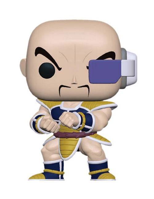 Dragonball Z POP! Animation Vinyl Figure Nappa 10 cm