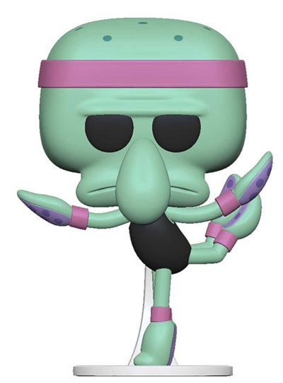 SpongeBob SquarePants POP! Vinyl Figure Squidward Ballerina 10 cm