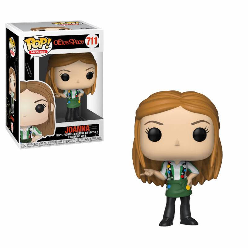 Office Space POP! Movies Vinyl Figure Joanna 10 cm