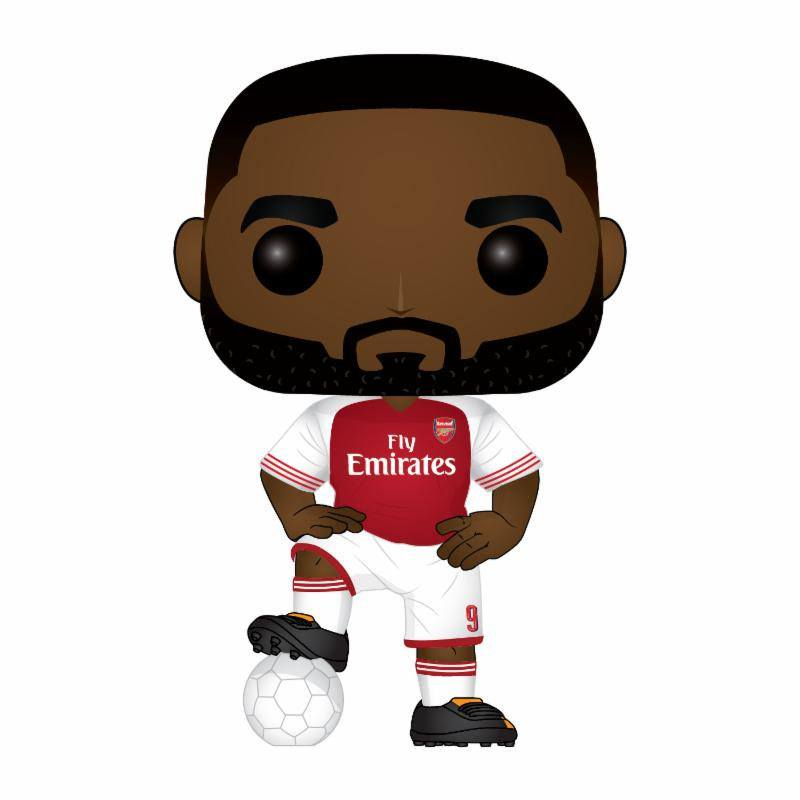 POP! Football Vinyl Figure Alexandre Lacazette (Arsenal) 10 cm
