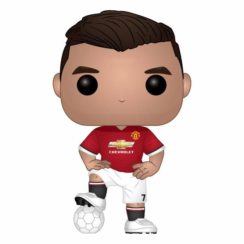 POP! Football Vinyl Figure Alexis Sánchez (ManU) 10 cm