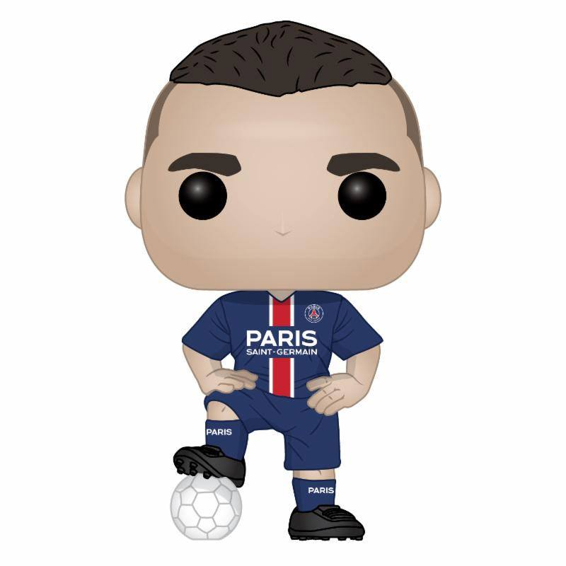 POP! Football Vinyl Figure Marco Veratti (PSG) 10 cm