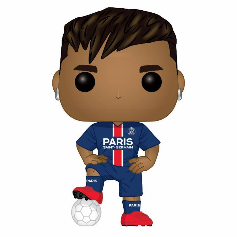 POP! Football Vinyl Figure Neymar da Silva Santos Jr. (PSG) 10 cm