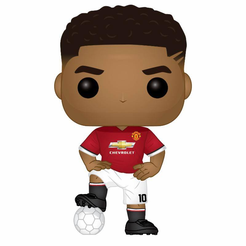 POP! Football Vinyl Figure Marcus Rashford (ManU) 10 cm
