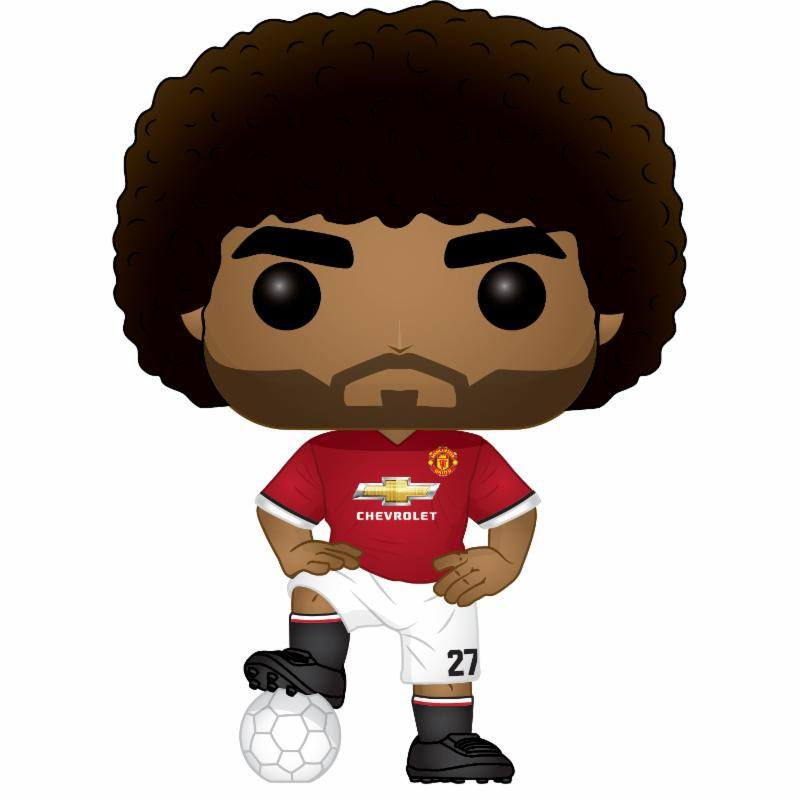 POP! Football Vinyl Figure Marouane Fellaini (ManU) 10 cm