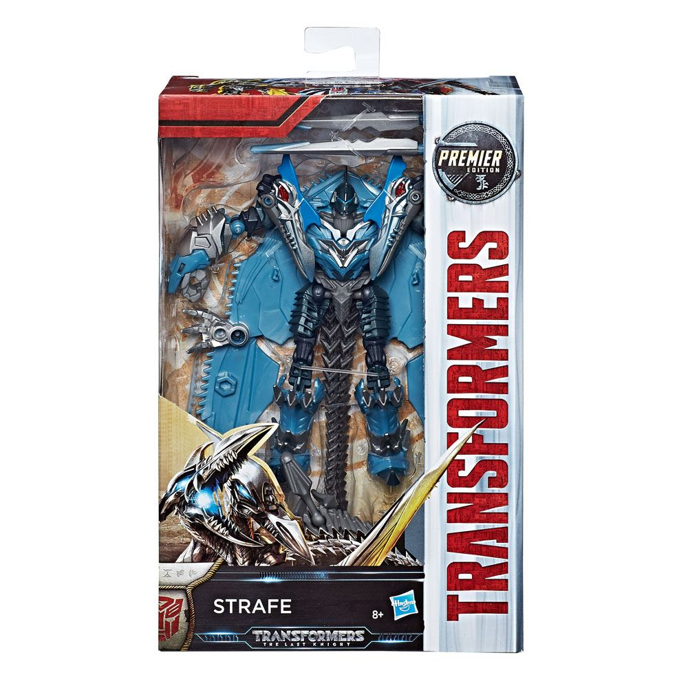 Transformers The Last Knight Premier Edition Deluxe Action Figure Strafe