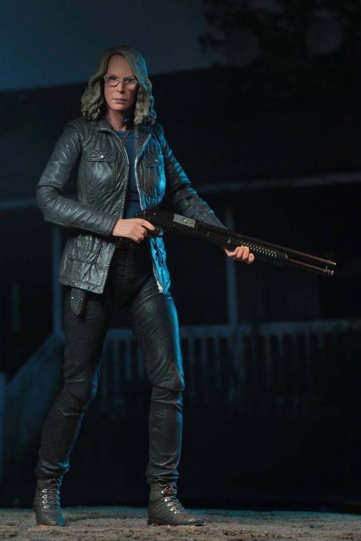Halloween 2018 Ultimate Action Figure Laurie Strode 18 cm
