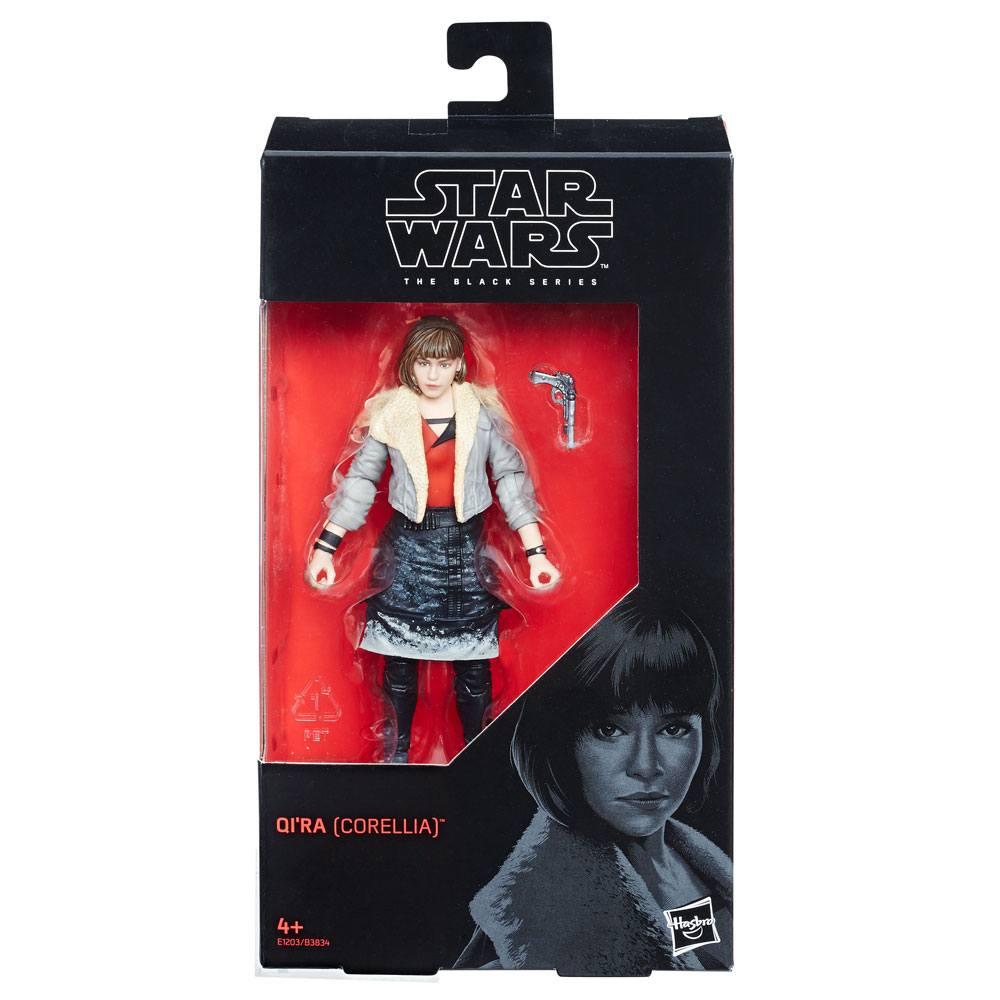 Star Wars Solo Black Series Action Figure 2018 Qi'ra (Corellia) 15 cm