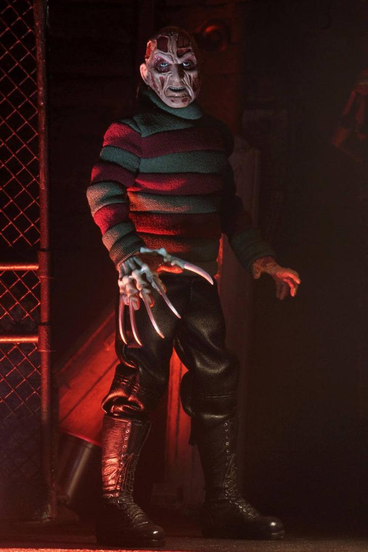 Wes Craven's New Nightmare Retro Action Figure Freddy Krueger 20 cm