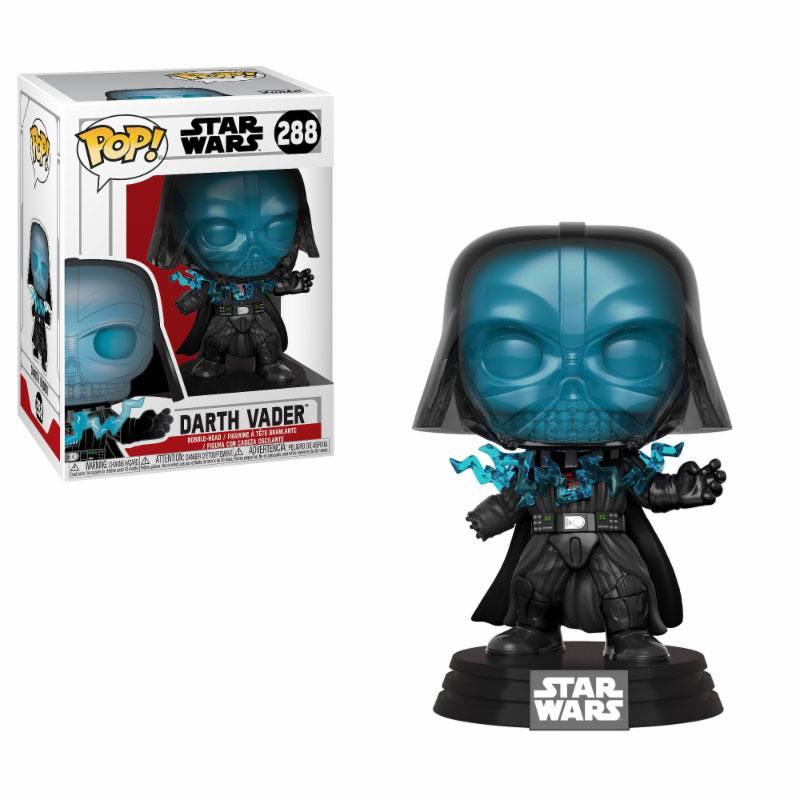 Star Wars POP! Movies Vinyl Figure Electrocuted Vader 10 cm