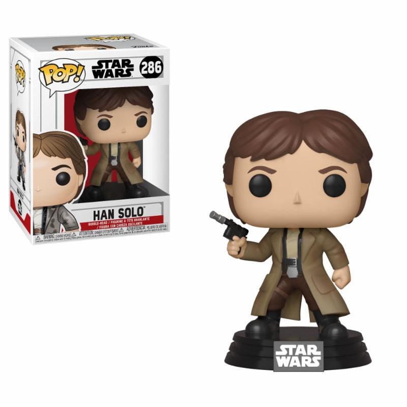 Star Wars POP! Movies Vinyl Figure Endor Han 10 cm