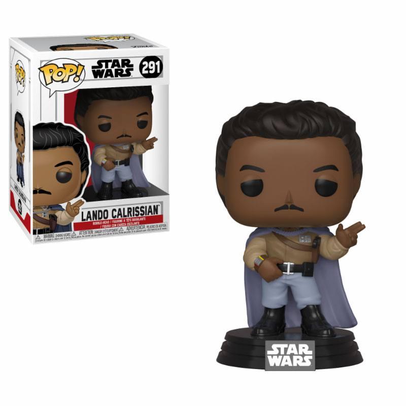 Star Wars POP! Movies Vinyl Figure General Lando 10 cm