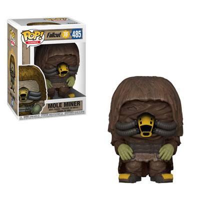 Fallout 76 POP! Games Vinyl Figure Mole Miner 10 cm
