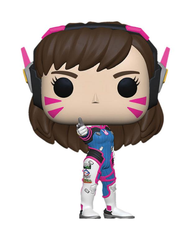 Overwatch POP! Games Vinyl Figure D.Va 10 cm