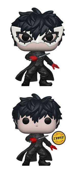 Persona 5 POP! Games Vinyl Figures The Joker + Chase 10 cm