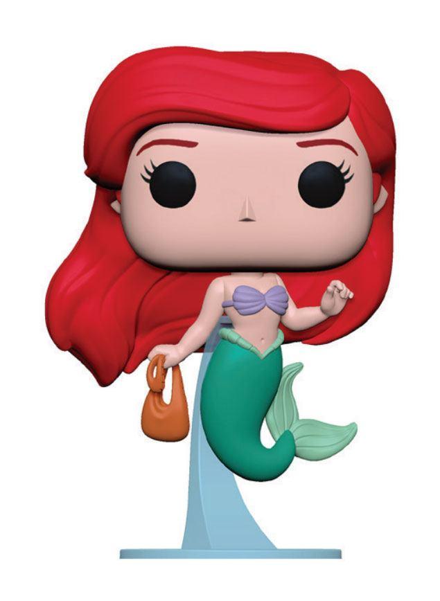 The Little Mermaid POP! Disney Vinyl Figure Ariel w/ Bag 10 cm