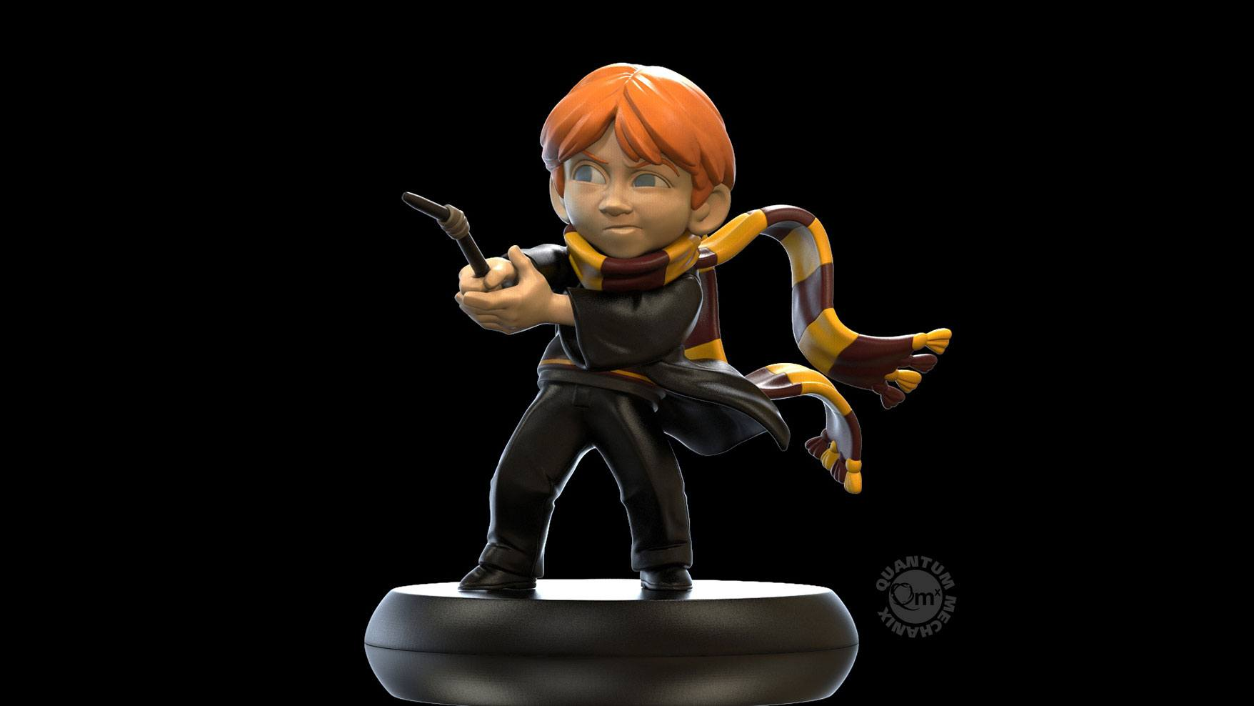 Harry Potter Q-Fig Ron Weasley's First Wand 10 cm
