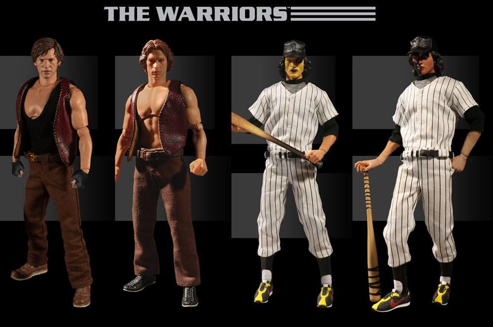 The Warriors Action Figures 1/12 Deluxe Box Set 17 cm